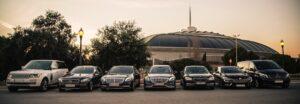 Servicios de transfer y traslados en Barcelona coche con conductor chofer