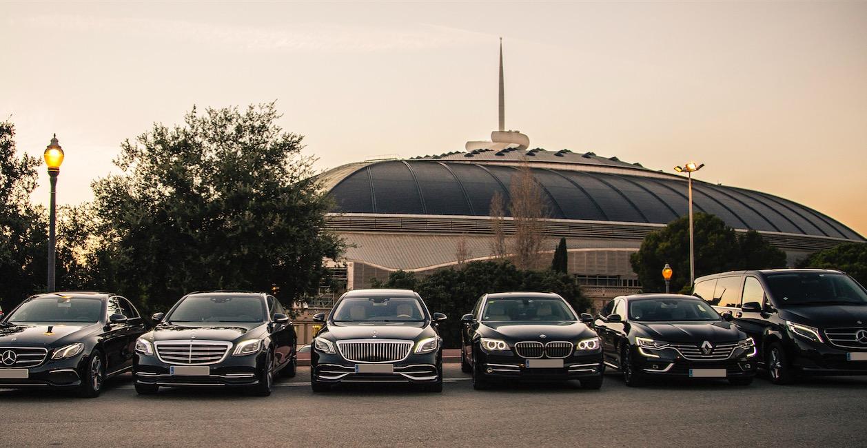 Limusinas y coches de lujo con conductor en Barcelona